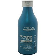 L'Oréal Professionnel Expert - Pro-Keration Refill - Champú restaurador de queratina para cabellos fragilizados - 250 ml
