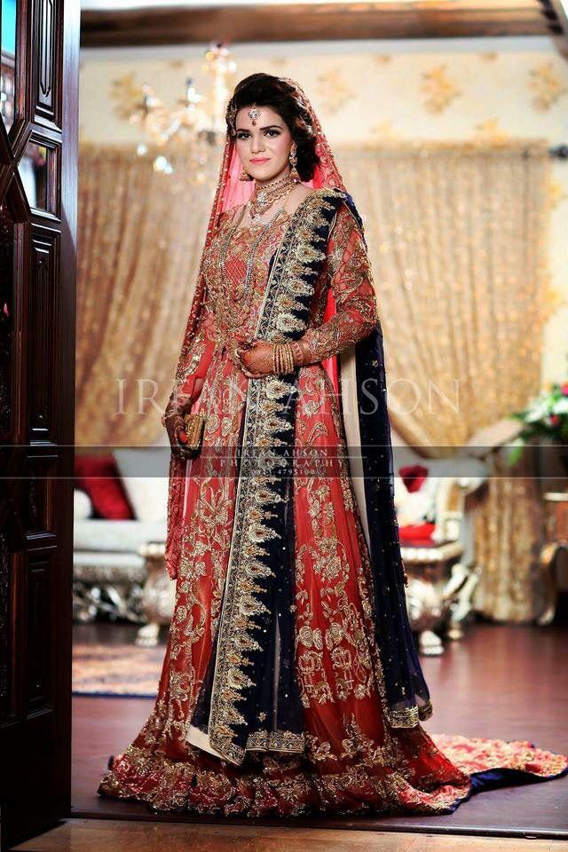 Pakistani designers wedding dresses 2018