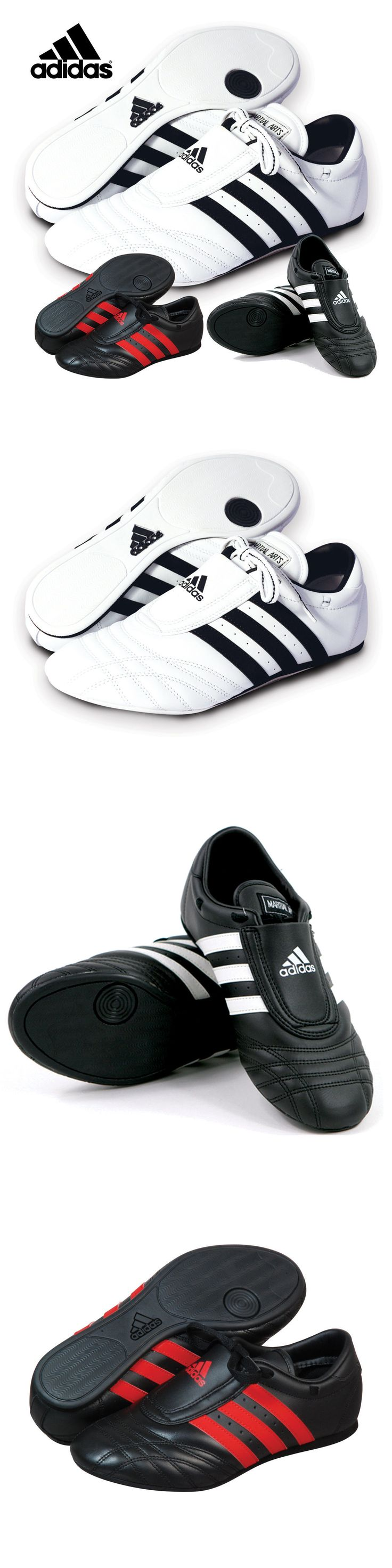 Shoes and Footwear 73989: Adidas Martial Arts Taekwondo Karate Mma Tkd Adi-Sm Ii Shoes -> BUY IT NOW ONLY: $62.45 on eBay!