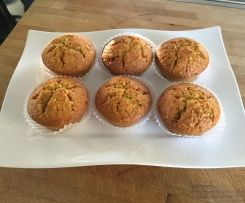 Karotten-Muffin