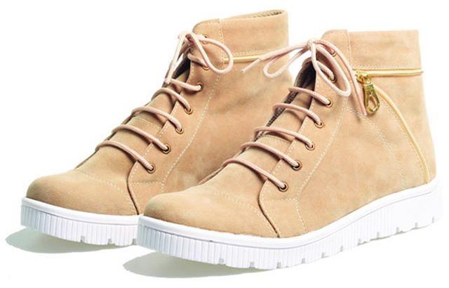Sepatu Casual Wanita Bma 081 Sintetik Cream 36 40 Rp 239 400