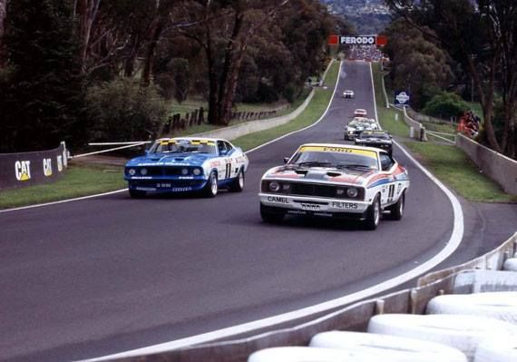 Ford Falcon XB and Ford Falcon Cobra from Bathurst - for more Ford fans come to http://carworldnetwork.com/