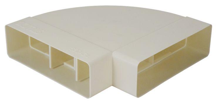 Máme pro Vás parádní novinku, plastové #úsporné koleno do Vaší #vzduchotechnické sestavy. Kolena nabízíme v rozměrech #204x60 mm a #220x90 mm. #Ušetřete za provoz Vašeho #ventilátoru a zároveň #snižte hlučnost a odpor vzduchu. Koleno o rozměru 204x60 mm naleznete zde - http://www.ventilatory.cz/usporne-pvc-koleno-hranate-horizontalni-90-_ventilator_-2208.html Koleno o rozměru 220x90 mm naleznete zde - http://www.ventilatory.cz/usporne-pvc-koleno-hranate-horizontalni-90-_ventilator_-2209.html