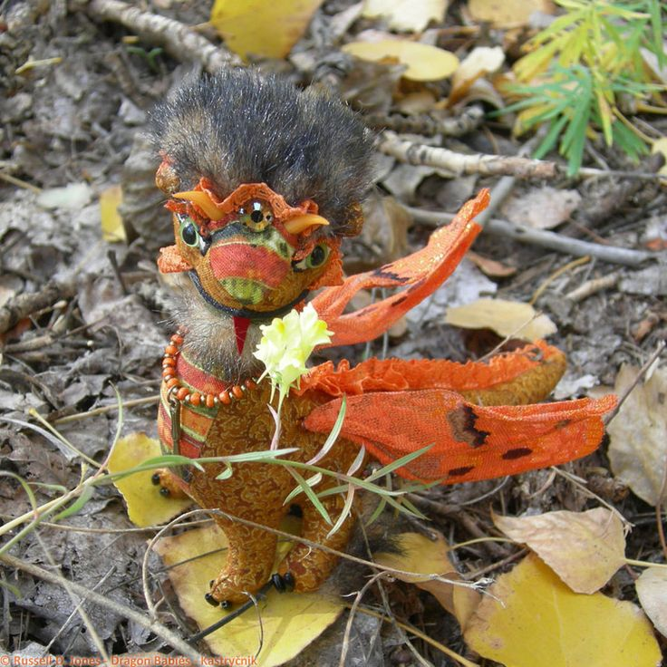 Kastrychnik Baby Dragon (9) by russelldjones