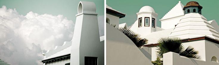 White, Chimneys, Cupolas