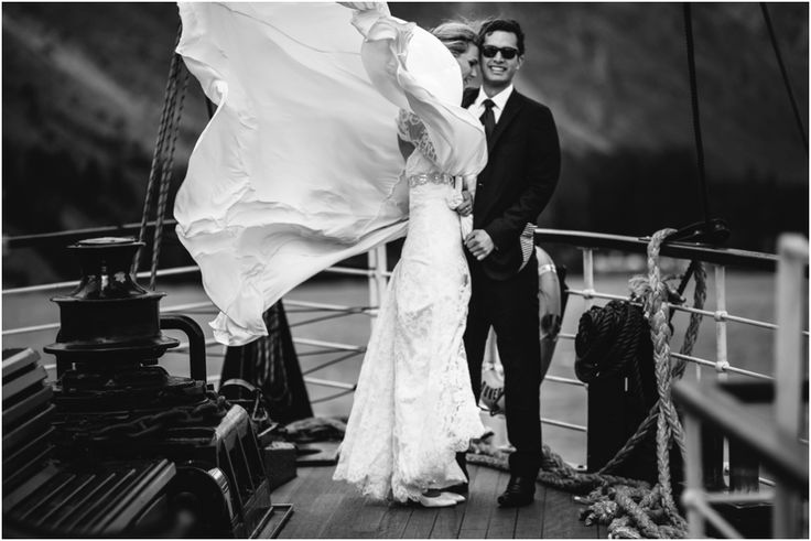 Walter Peak Wedding  #WalterPeak #NZweddings #Queenstown #RealJourneys #TSSEarnslaw #LakeWakatipu #NewZealand