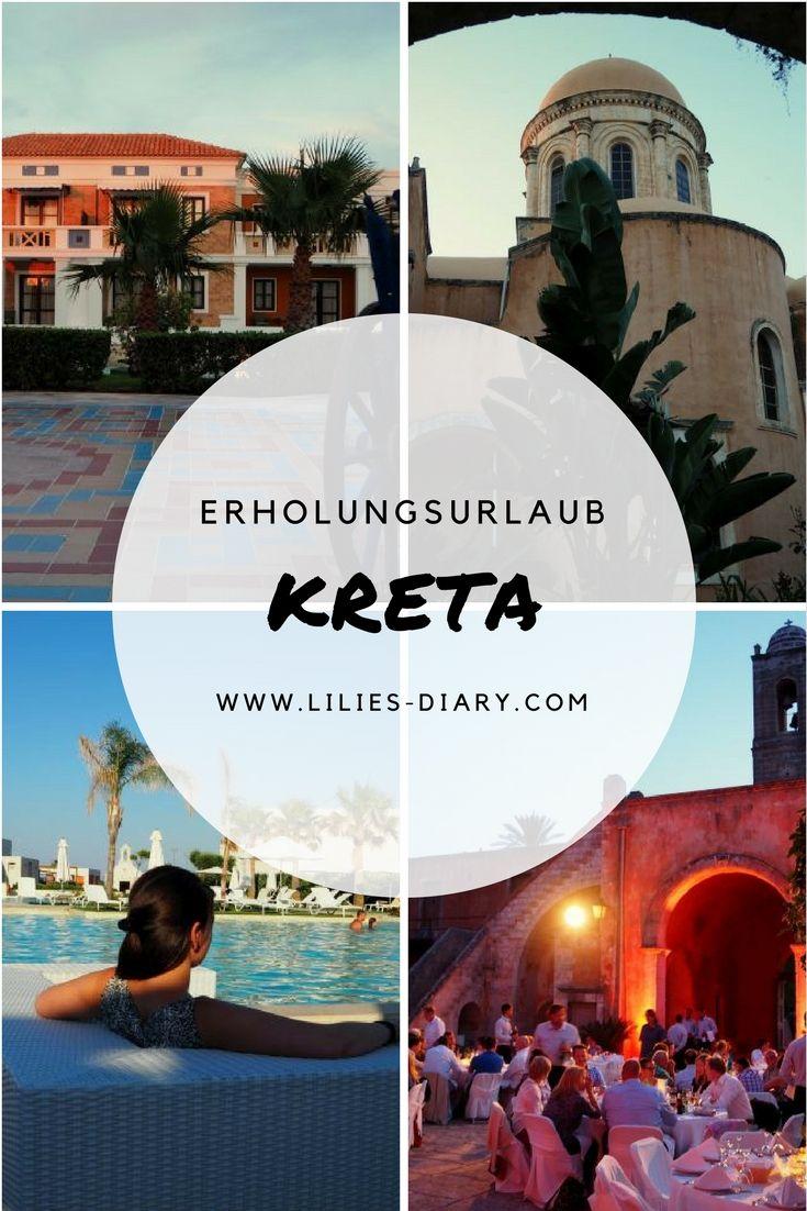 Urlaub für Körper und Seele in Griechenland auf der Insel Kreta...#erholung #relax #greece #kreta