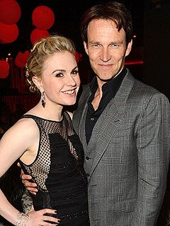 Anna Paquin and Stephen Moyer Welcome Twins!  The second set of True Blood Twins (the other pair belongs to Sam Trammell and his longtime girlfriend) were born a couple of weeks early, but are in good health! Congrats to Anna and Stephen!