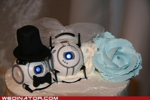 portal 2 wedding cake 17 best images about portal wedding maybe on 18697