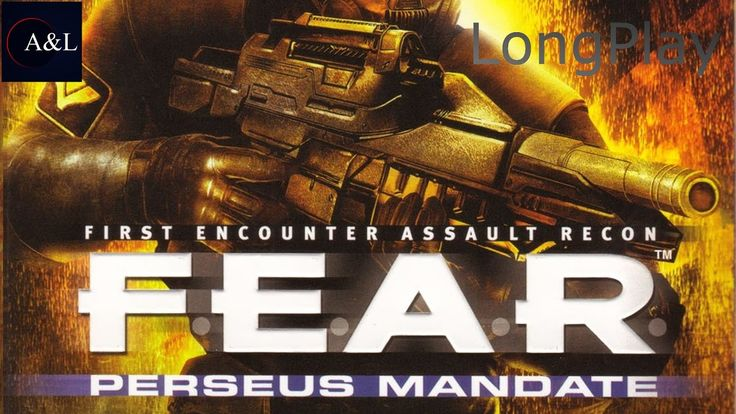 F.E.A.R was a spooky game