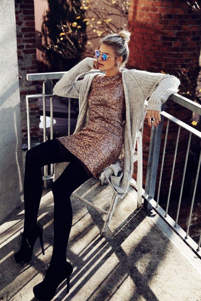 Silvester Outfit 2013 | La Leonella – Der Blog