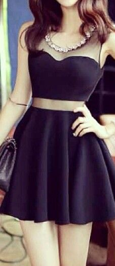 I have a dress similar to this one. Its adorable!