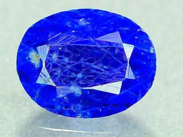 Rare 0.225 ct Natural Electric Blue Hauyne L.8 Collector's Gem