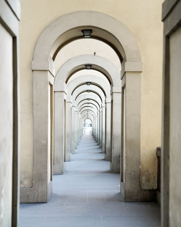 Corridoio del Vasari  - Foto scattata da Matilde Minauro