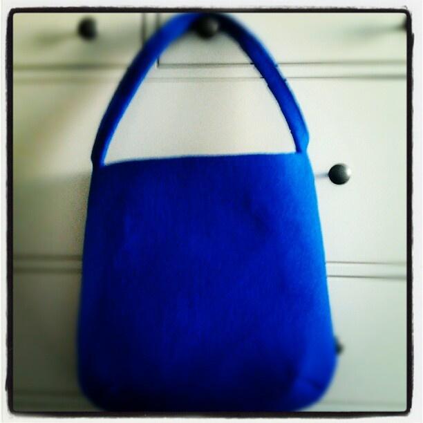 Finally looks like, a new handbag...