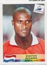N°305 BOGARDE NEDERLAND NETHERLANDS PANINI WORLD CUP 1998 STICKER VIGNETTE 98
