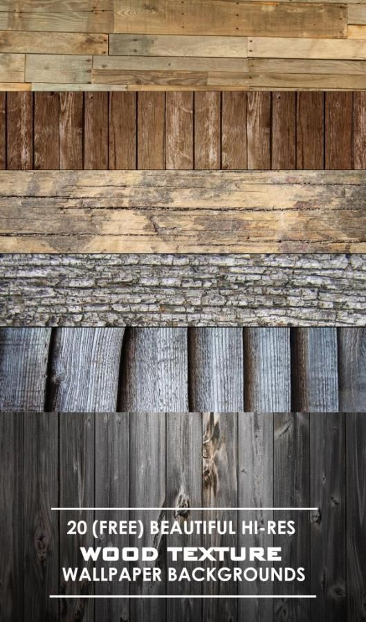 20 (FREE) BEAUTIFUL HI-RES WOOD TEXTURE WALLPAPER BACKGROUNDS cover