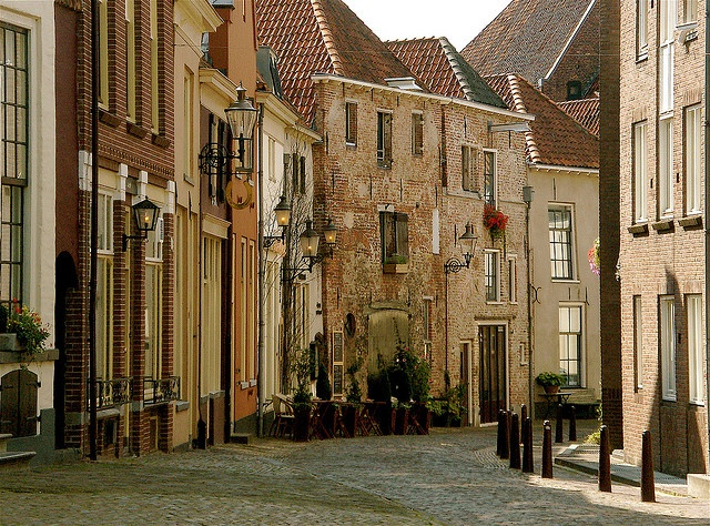 DEVENTER: STREET IN THE BERGKWARTIER by Akbar Simonse, via Flickr