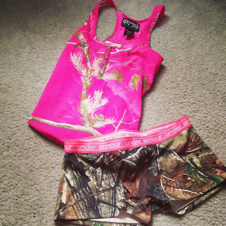 Realtree Camo Yoga Shorts Color Options By Girlswithguns22: Best 25+ Camo Workout Clothes Ideas On Pinterest