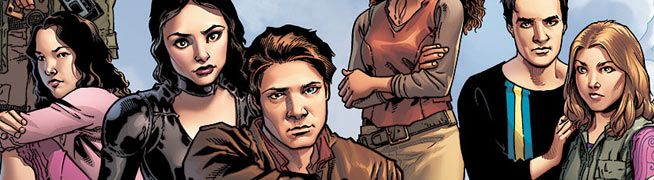 """WC14: Inside Dark Horse's """"Whedonversity"""" with """"Buffy"""" and """"Serenity"""" - Comic Book Resources"""
