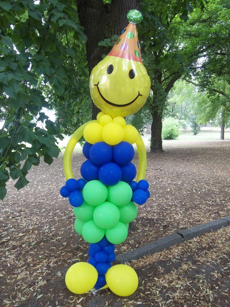 Balónový Smile