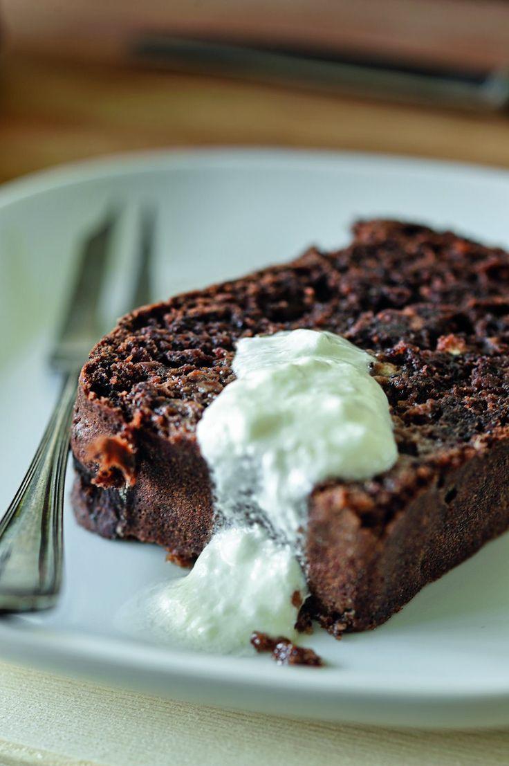 Zdravi crni kolač - Dobra hrana