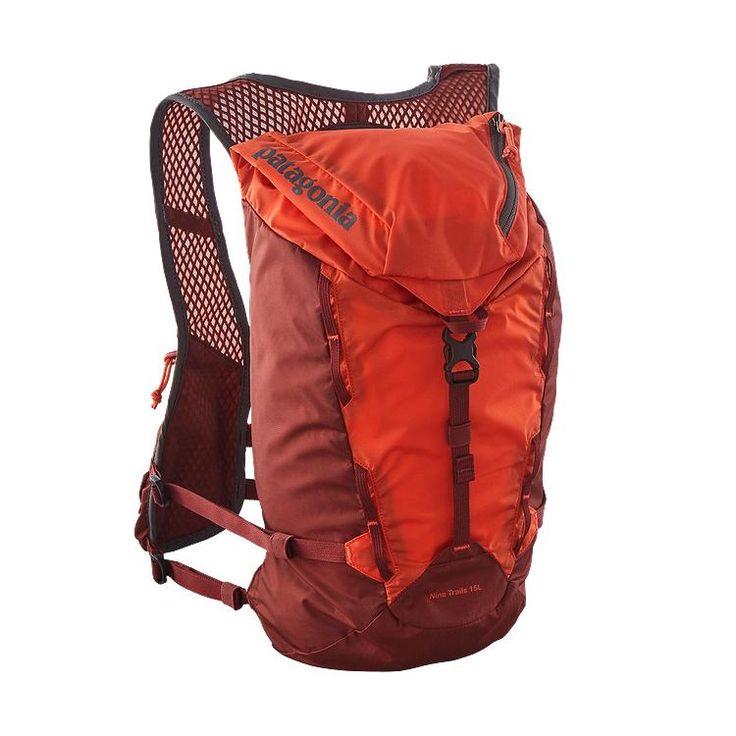 Patagonia Nine Trails Pack 15L - Cusco Orange CUSO