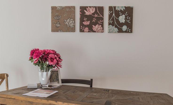 Home staging in collaborazione con  Marrese arredamenti - Appartamento vuoto a Torino - Zona Crocetta - 110mq - Dettaglio sala - (03/2016)