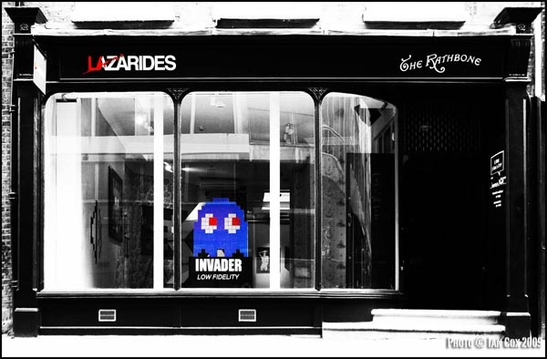 Lazarides Gallery - great for art with attitude http://www.lazinc.com/