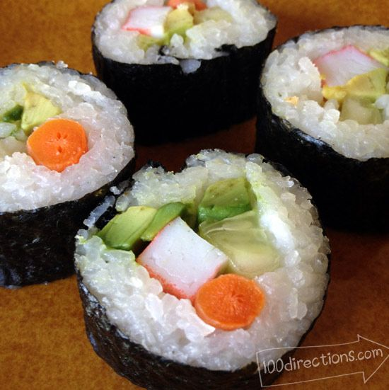 how to make your own sushi rice