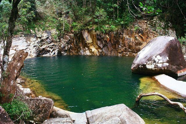 Finch Hatton Gorge, Eungella National Park, Mackay, Australia, v3
