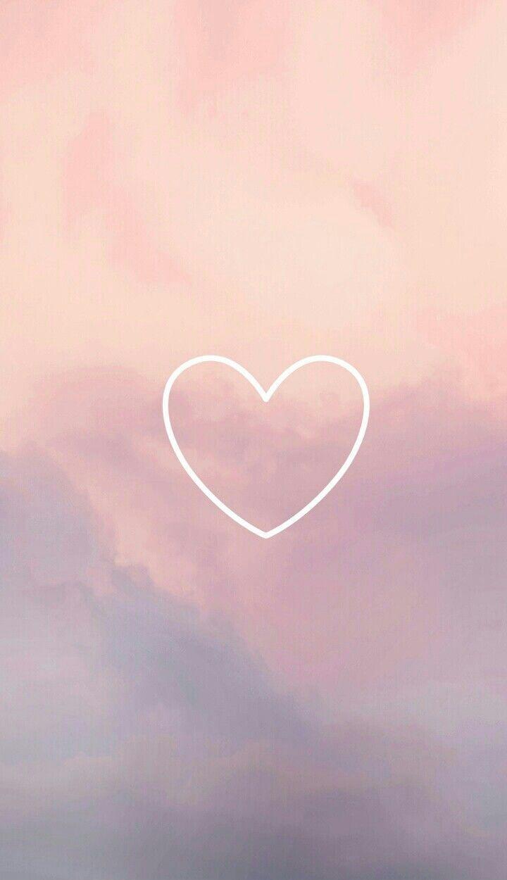 Pastel Pink Hearts Iphone Wallpaper Panpins Heart Iphone Wallpaper Heart Wallpaper Iphone Wallpaper