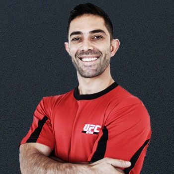 UFC Gym High Performance Coach Rami Narse #TrainDifferent