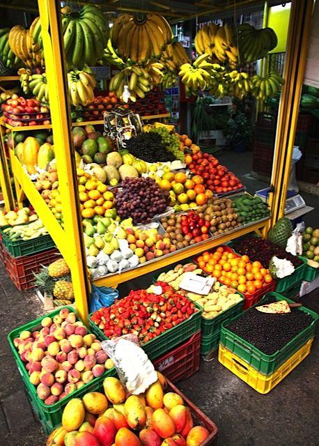 Uncover Colombia - Paloquemao Market Tour Bogota