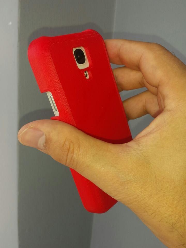 Θήκη που εφαρμόζει στο κινητό SamsungS4Mini