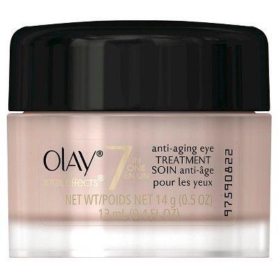 Olay Total Effects Anti-Aging Eye Cream Treatment 0.5 Oz