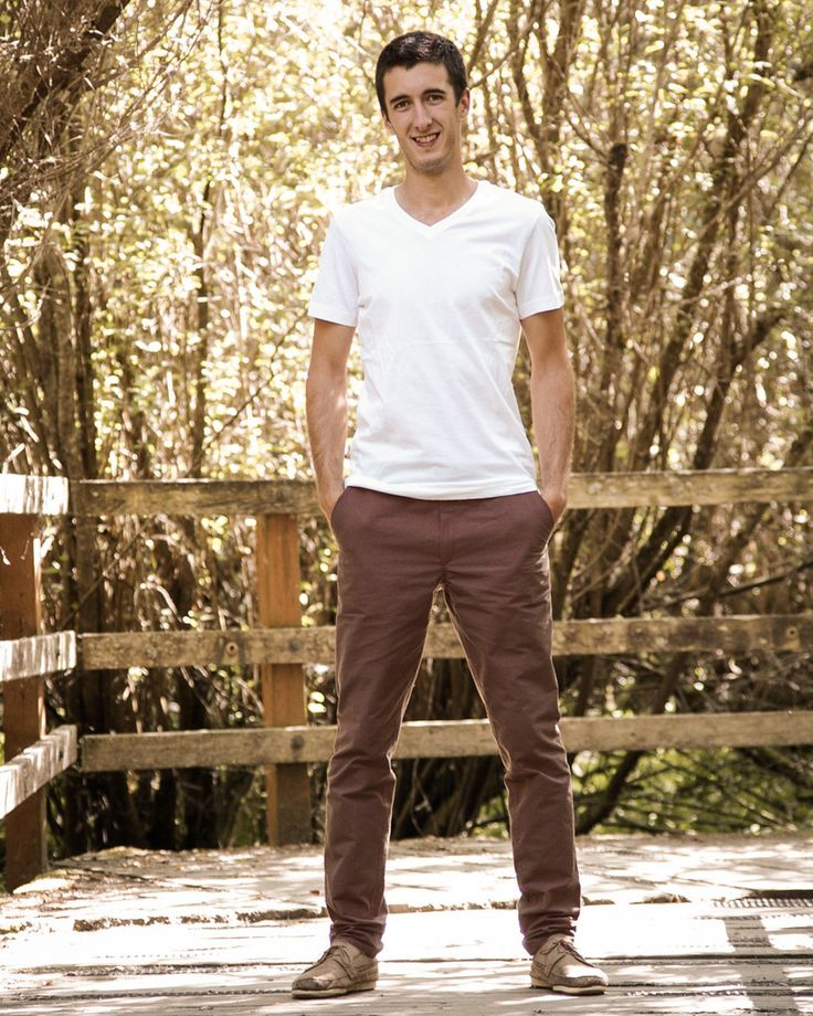 Jedediah Pants - Stylish and modern, these can be made as pants or shorts!