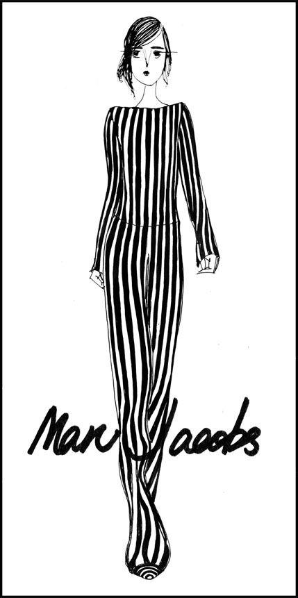 Marc Jacobs 2013 S/S