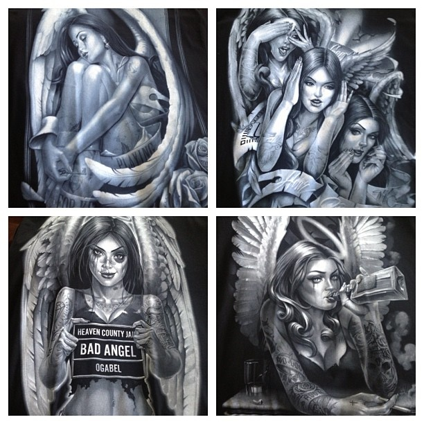bad angels by OG Abel