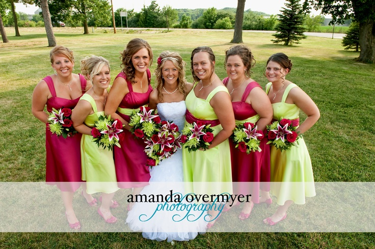 Best Green And Pink Wedding Colors Gallery - Styles & Ideas 2018 ...