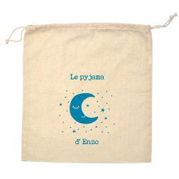 Les A-qui-Pockets -Sac en coton bio 100% personnalisé, fait en France. #organisation #enfant #vacances #vêtement #habit #totebag #bio #madeinfrance #astuce #rangement #jouet #astuce #pratique #goûter #courrier #pyjama