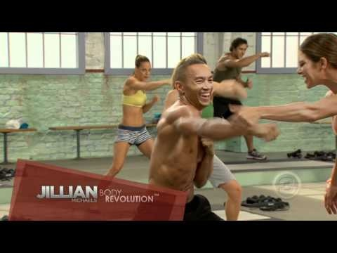 New Jillian Michaels Body Revolution...90 day system.  Coming this February...just in time to get ready for bikini season!  WOOT!