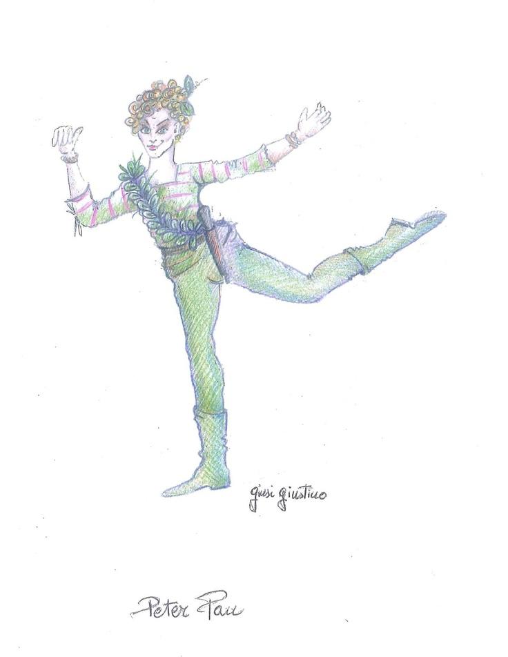 """Gli allievi della Scuola di Ballo del San Carlo sono i protagonisti di """"Peter Pan"""", una nuova produzione ideata dalla direttrice Anna Razzi su musiche originali di Gaetano Panariello. Il balletto traspone in coreografia la celebre favola del bambino """"che non voleva crescere"""", indimenticabile personaggio nato dalla penna dello scozzese James Matthew Barrie nel 1902. In scena al Teatrino di Corte:10 aprile (ore 19.00) e 14 (ore 11.00)."""