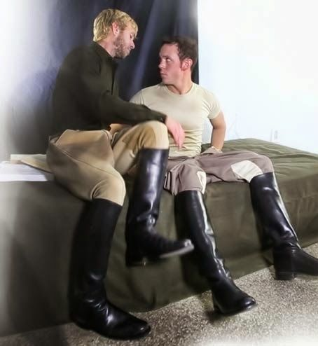 Boot chap fetish gay guy sex story