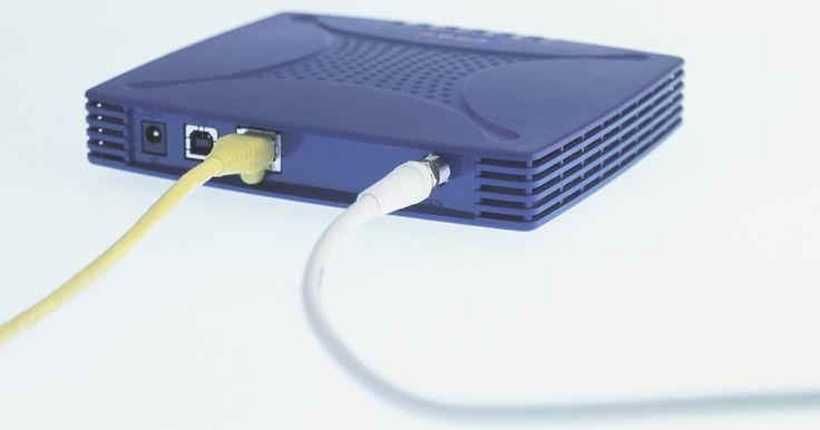 Instrucciones paso a paso para configurar un router inalámbrico a un módem DSL. Si tienes una conexión a Internet DSL y deseas configurar una red inalámbrica con un router, el proceso de conexión puede ser intimidante al principio, especialmente si no lo has hecho antes. Sin embargo, con un poco de paciencia y unos pocos minutos, agregar un router es una conexión bastante simple.