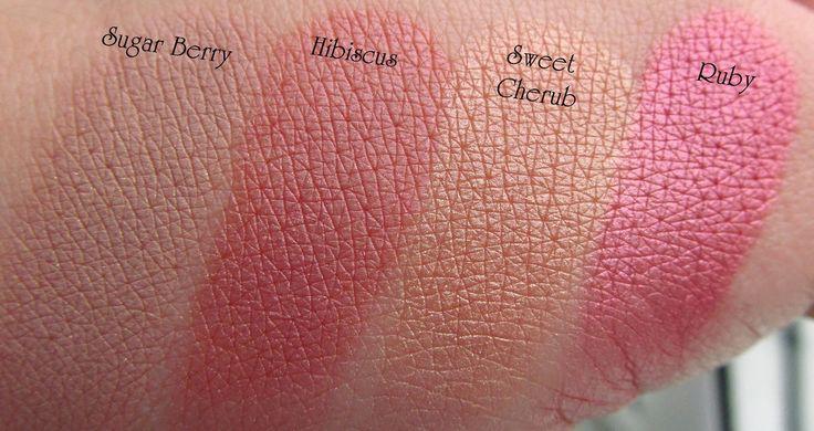 My Mineral Obsession: Lumier Cosmetics (Часть 2)