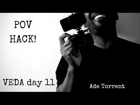 POV Street Photography Hack | Epic GoPro Replacement | VEDA Day 11