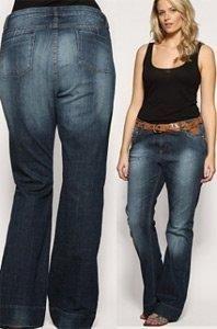 Как выбрать джинсы на полные ягодицы