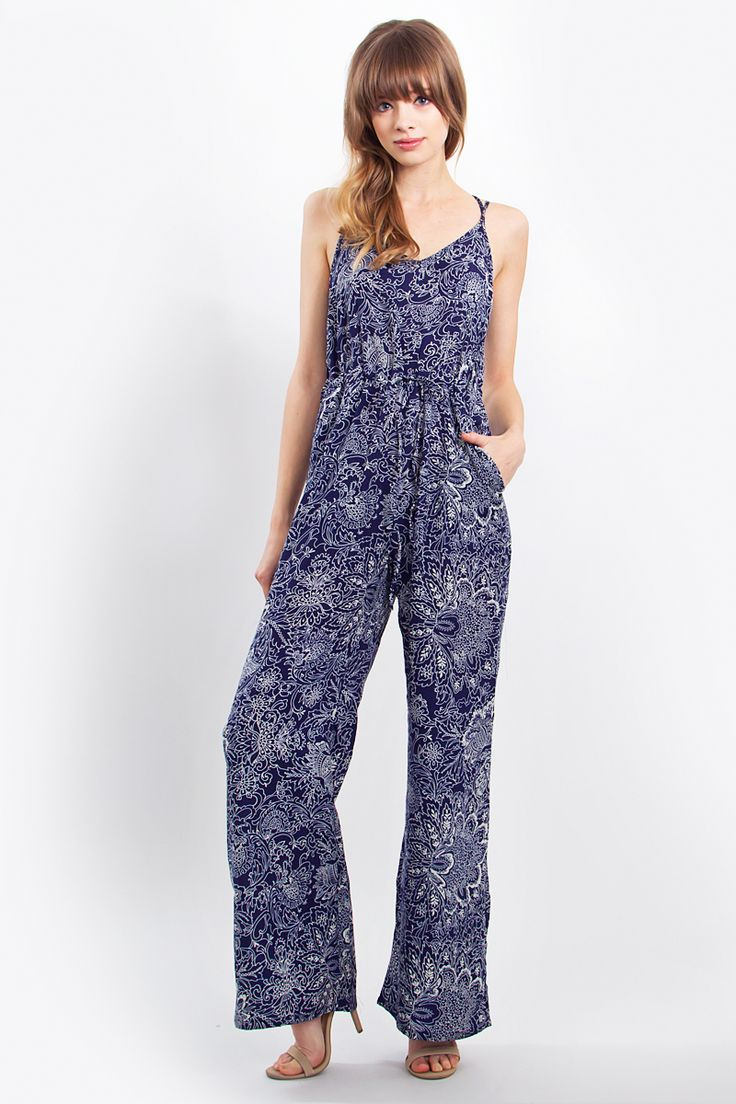 Weekend Ready Jumpsuit