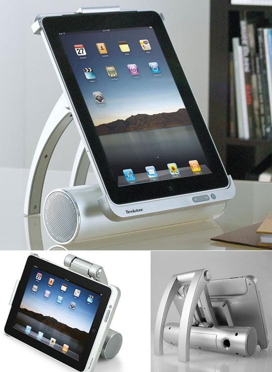 15 Cool Docking Stations for iPad, iPod, and iPhone – DesignSwan.com